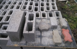 blocks & pavers