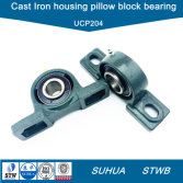 Pillow-Block-Bearing-with-Cast-Iron-Housing-UCP204-