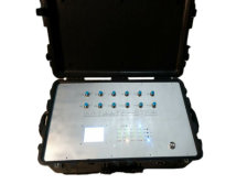 R6 Portable Frequency Jammer