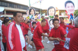 Company Activity- Tug-of-War