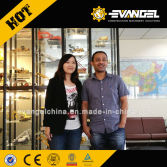Ethiopian Client Visited Us for ZL50G Wheel Loader