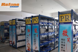 Refone turbocharger spare parts warehouse