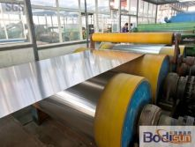 Stretch Bending Flattening Machine
