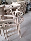 Stackable Y chair