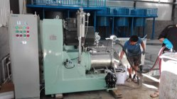 Degold 25 Liters Pin Type Horizontal Bead Mill