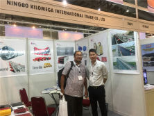 Exhibition in Indonesia in 2016