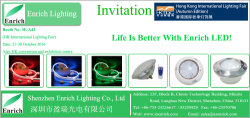 HK International Lighting Fair 2016