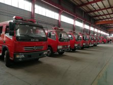 fire truck workshop