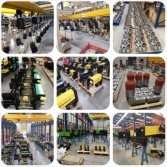European Electric Chain Hoist Wire Rope Hoist Production Line-5