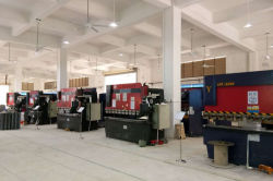 YHT hardware production line