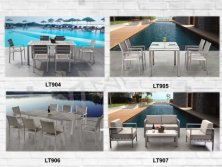 Polywood aluminum furniture