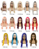 color wig human hair