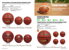 Training Basketball