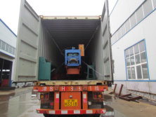 photo of loading