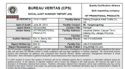 SOCIAL AUDIT SUMMARY REPORT (as)