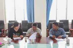 Philippine Merchants Visit China Coal Group for Purchasing Machines