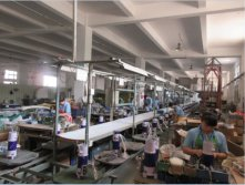 Tiany Roller Shutter Motor Production Liine