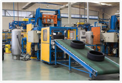 Car Tire LTR Radial Tire Produce Line-2