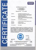 CE Certificate for 2 in 1 shrink packing machine