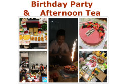 Birthday Party & AfternoonTea