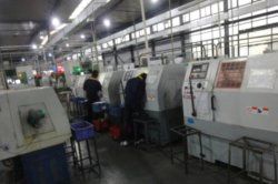 Machining Production Line 02