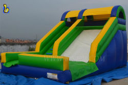 Top quality inflatable bouncy slide B4030