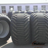 Agricultural Flotation Tyres in Warehouse