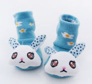 children socks with animal head