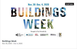 2020 BUILDINGS WEEK will hold on line on Nov. 30 to Dec. 4.