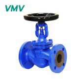 New Arrival Ductiel Iron Bellow Sealed Globe Valve