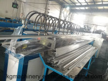 Fully Automatic Galvanised T Bar Machine