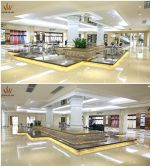 Artificial stone showroom