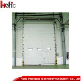 Automatic External Polyurethane Foam Panel Sectional Industrial Doors