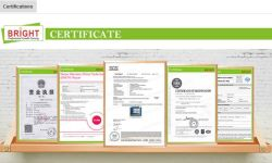 Candle Certificates with BSCI ISO9001 SGS MSDS SMETA
