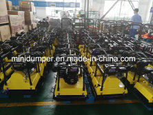 Plate Compactor Production