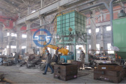 GS PUMP casting workshop 2