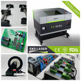 ES-6040 Laser cutting and engraving machine and the corresponding accessories