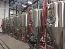 800L Fermentation Tanks