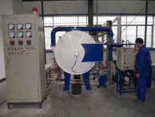 Advanced High Vacuum Sintering Furnace for Tungsten Carbide Items
