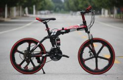 fold mountain bike