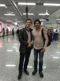 India customer visited us, they need Neodymium magnets.