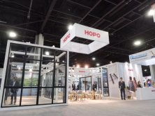 HOPO exhibition - Glass Build America 2019
