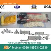 Industrial Rice cake cracker chips making machine