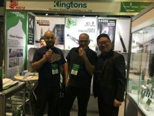 Kingtons technology on TPE 2016