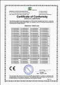 CE Certificate for LED strip light (Page2)