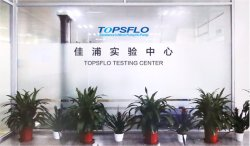 TOPSFLO experimental center