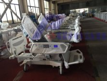 Multi-function hospital bed
