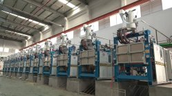 Fangyuan new type EPS machinery polystyrene packaging box moulding machinery with best price
