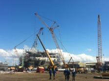 XCMG Cranes Batch Delivered to the Refinery Project in Philippines