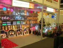 Christmasworld Fair in Frankfurt 2014